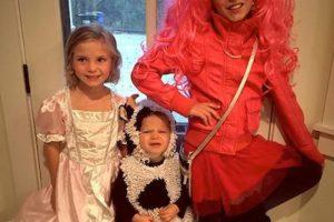 Y aquí sus hijas Foto:Instagram.com. Imagen Por: