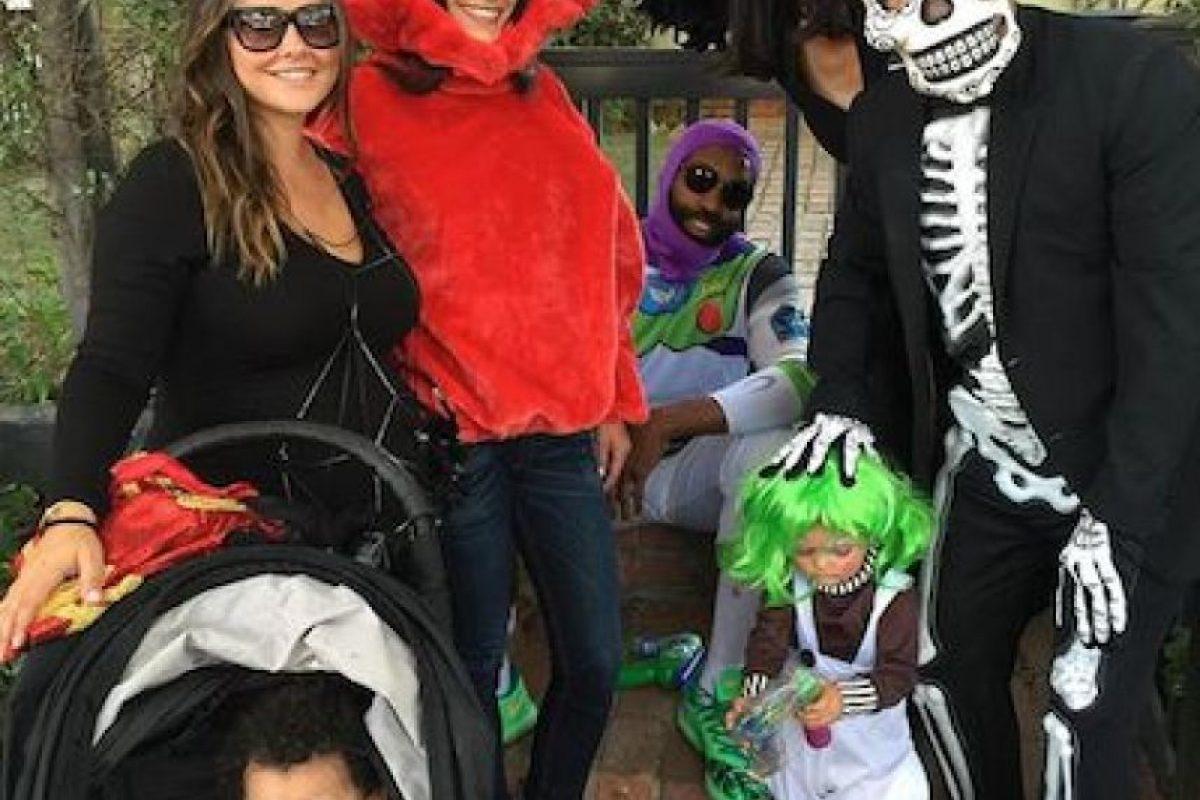 Jordana Brewster y su familia Foto:Instagram.com. Imagen Por: