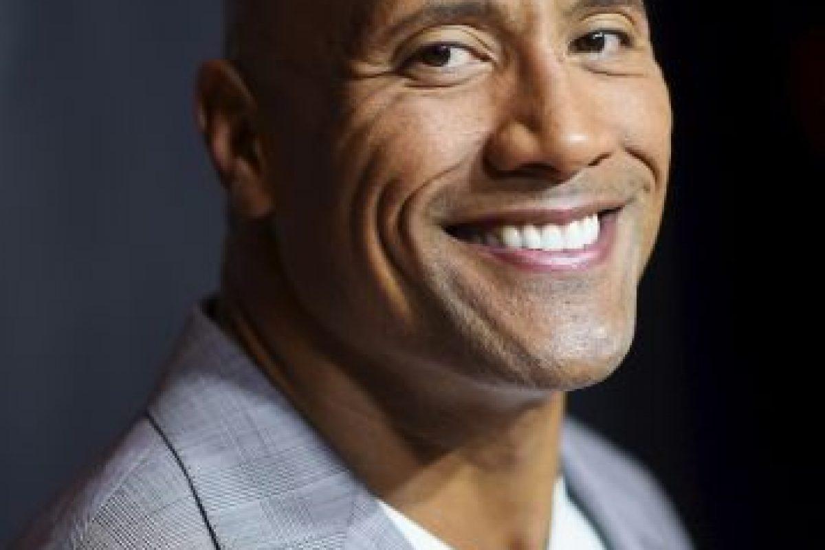 "Dwayne ""The Rock"" Johnson Foto:Getty Images. Imagen Por:"