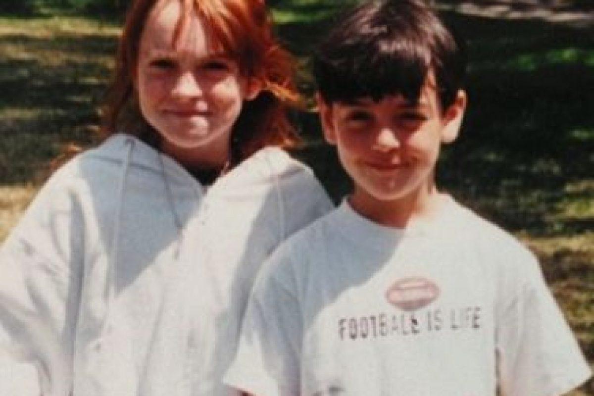 """Michael apareció en la película """"Juego de Gemelas"""", como el niño que llegó por accidente al campamento. Foto:vía instagram.com/mikelohan. Imagen Por:"""