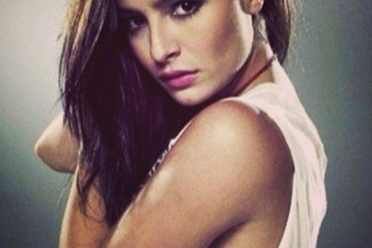 """Posteriormente trabajó en las series """"Corazón Valiente"""" y """"Los Únicos"""". Foto:vía instagram.com/basnicar. Imagen Por:"""