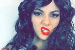 La estrella de Nickelodeon recordó a la cantante Amy Winehouse Foto:vía instagram.com/victoriajustice. Imagen Por: