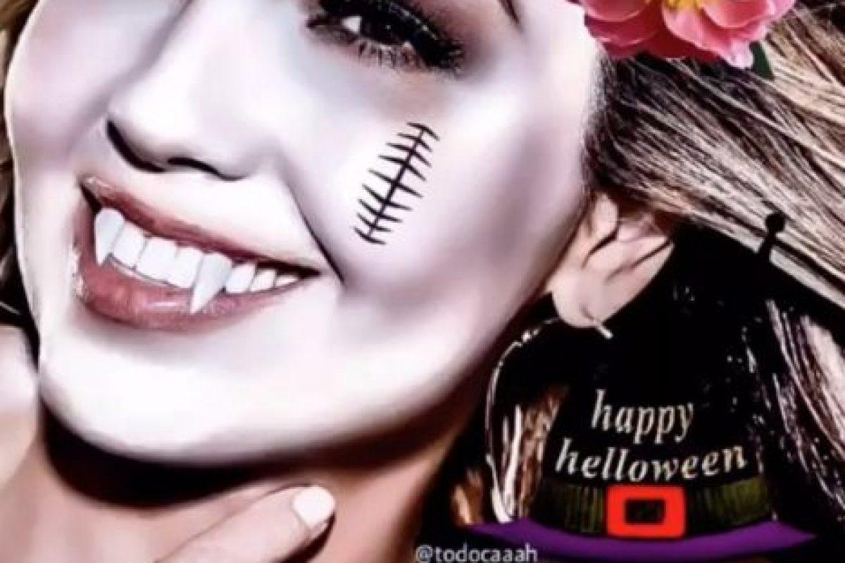 Foto:instagram.com/thalia. Imagen Por: