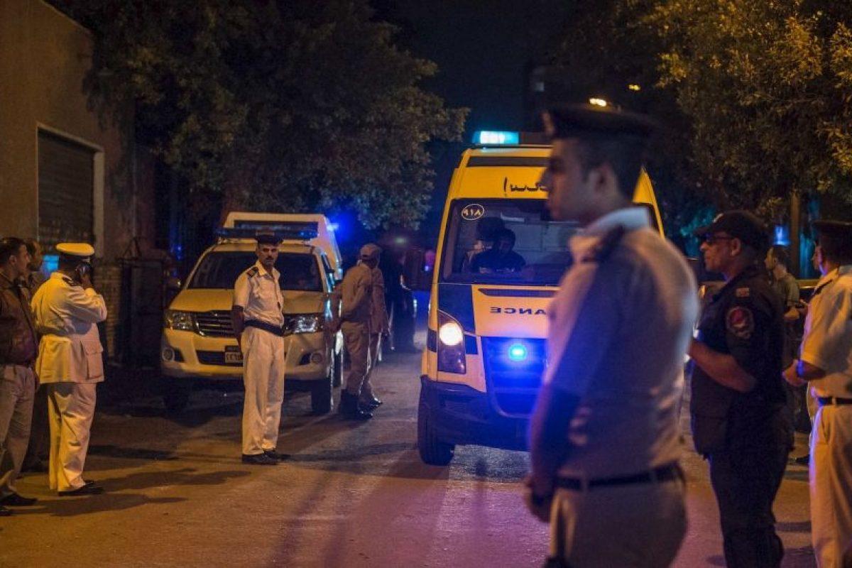 Mientras tanto, continúan la búsqueda de cuerpos Foto:Getty Images. Imagen Por: