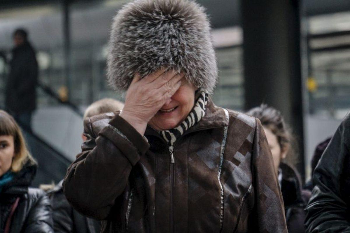 No se reportaron sobrevivientes Foto:Getty Images. Imagen Por:
