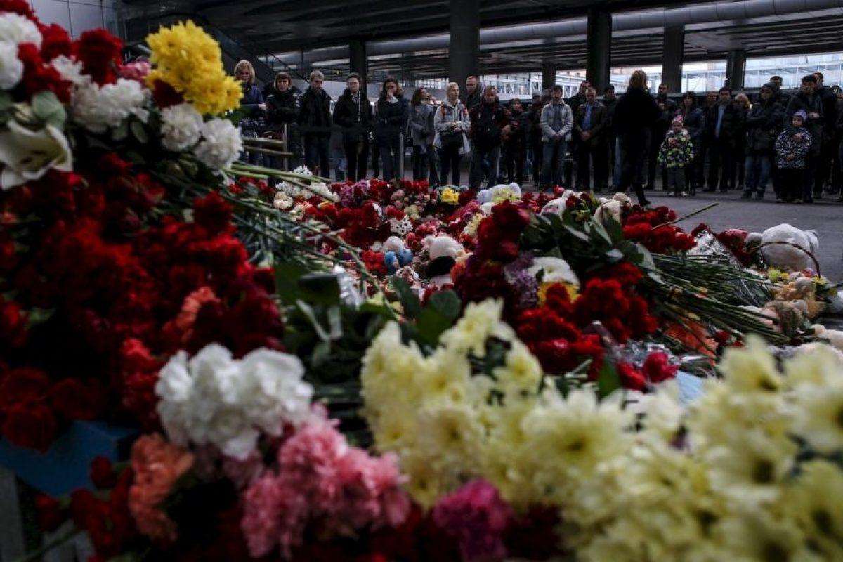 Es el más mortifero en la historia de los accidentes aéreos en Egipto Foto:Getty Images. Imagen Por: