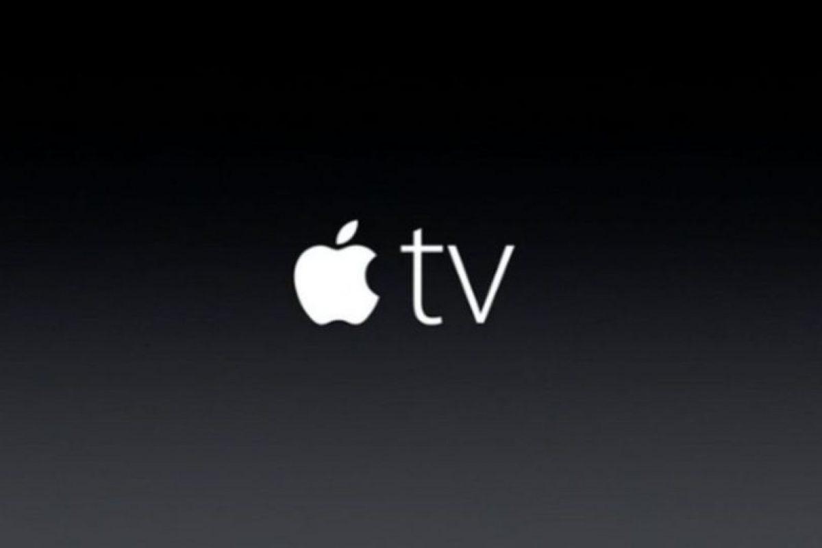 Apple TV permite reproducir contenido multimedia. Foto:Apple. Imagen Por: