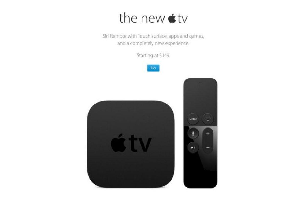 Ya está a la venta en diversos países. Foto:Apple. Imagen Por: