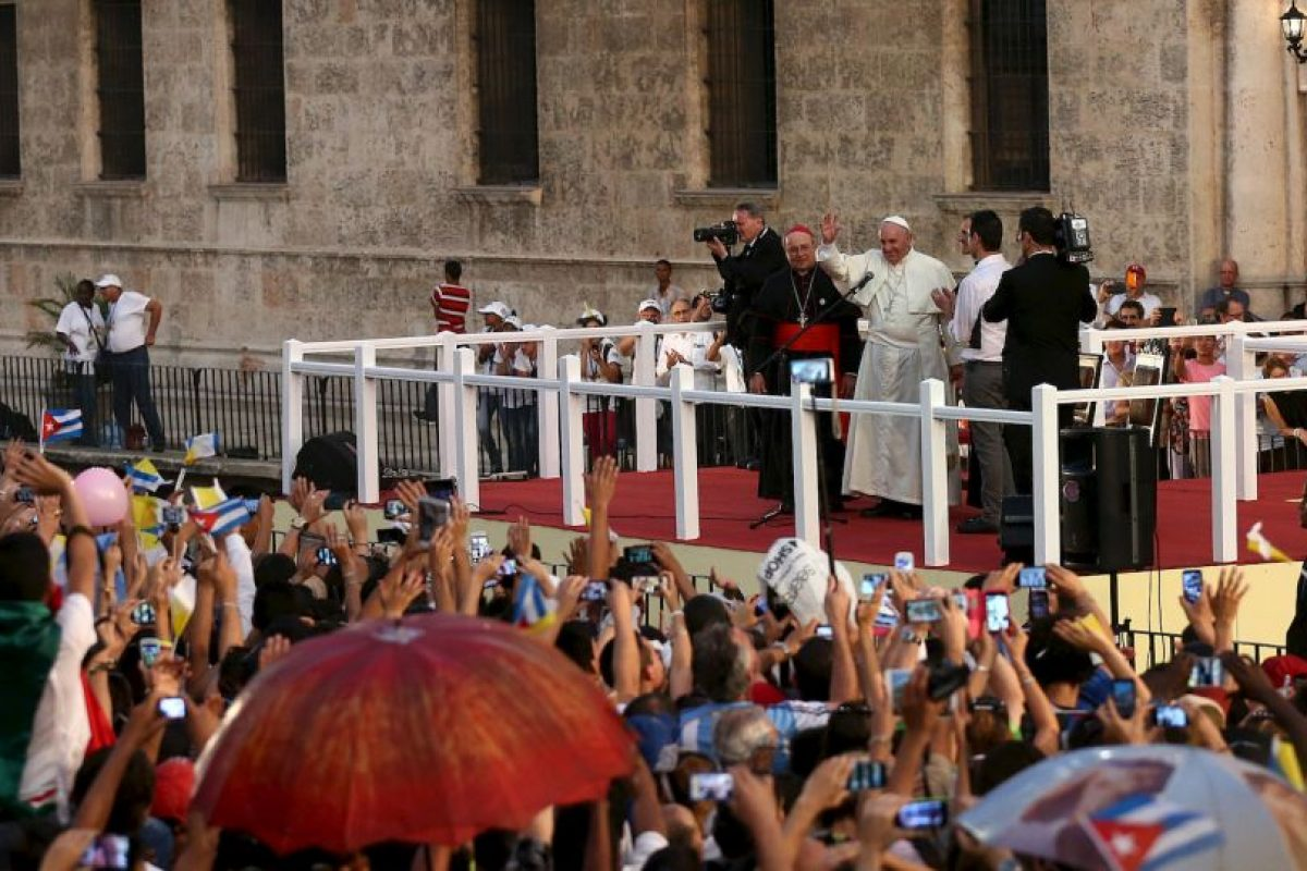 Ambos gobiernos así lo reconocieron Foto:AFP. Imagen Por: