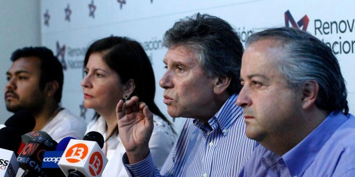 Agenda Corta Antidelincuencia: Parlamentarios RN exigen acelerar tramitación