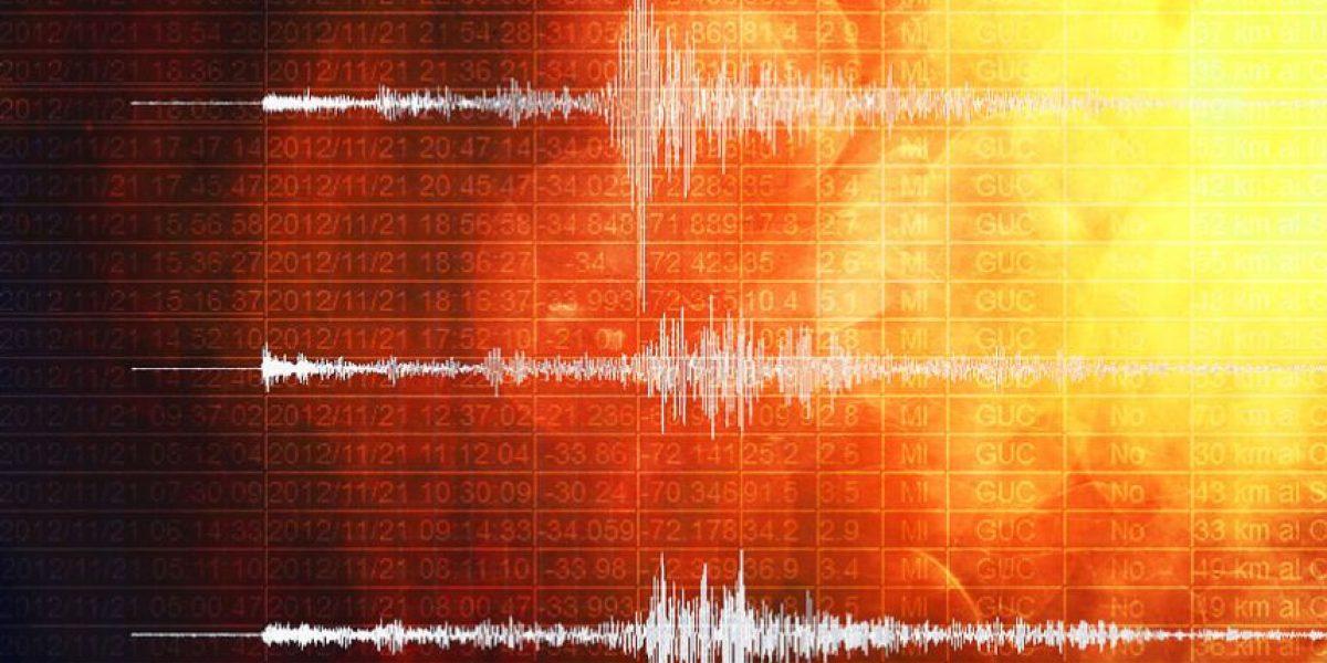 Sismo de 5,8 Richter remeció a toda la Región de Antofagasta