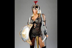 Beth Phoenix como gladiadora. Foto:WWE. Imagen Por: