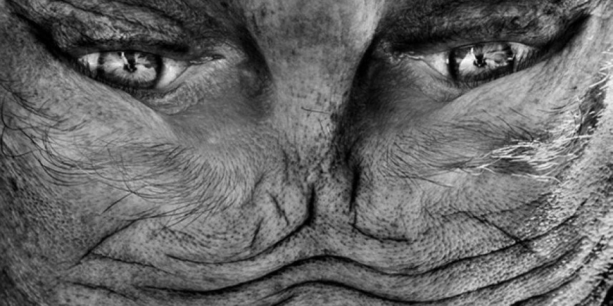 Como extraterrestres: Así se ven los rostros al revés