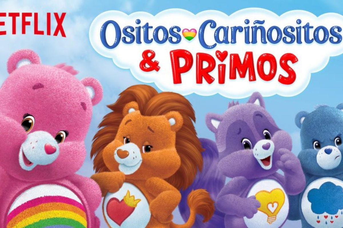 """""""Ositos cariñositos & primos"""" – Temporada 1 disponible a partir del 6 de noviembre. Foto:vía Netflix. Imagen Por:"""