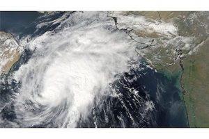 """La tormenta tropical """"Chapala"""" ya es categoría 4 en la escala Saffir-Simpson, y tiene vientos de hasta 250 kilómetros por hora. Foto:Instagram.com. Imagen Por:"""