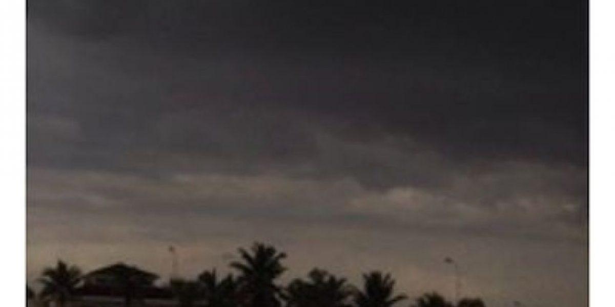 Tormenta tropical traerá