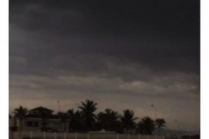 "Se espera que provoque ""ocho veces la lluvia anual"" Foto:Instagram.com. Imagen Por:"