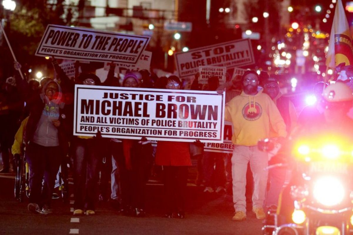 5. Las protestas continúan varios días y meses después. Foto:Getty Images. Imagen Por:
