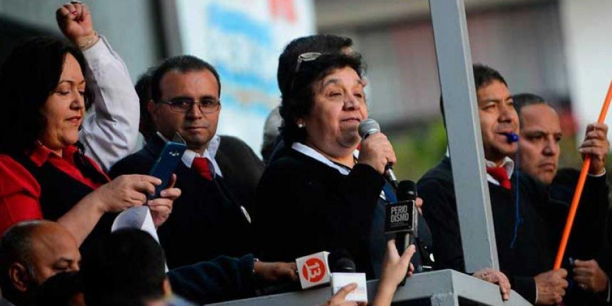 Registro Civil: Nelly Díaz informa a bases nueva propuesta del Gobierno