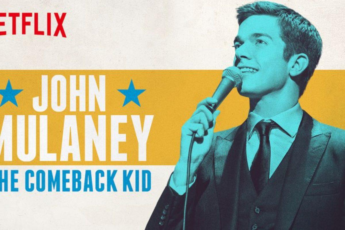 """John Mukaney, The comback kid"" – Disponible a partir del 13 de noviembre. Foto:vía Netflix. Imagen Por:"