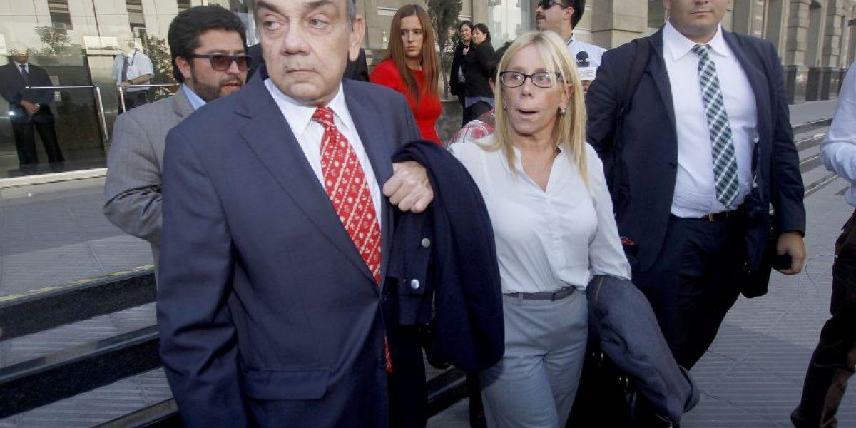 Caso Penta: justicia dicta arresto domiciliario nocturno para Hugo Bravo