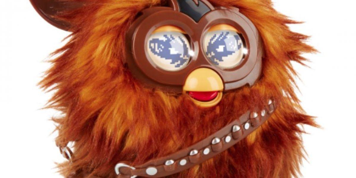 Atención fans de Star Wars: Furby Chewbacca llega a Chile