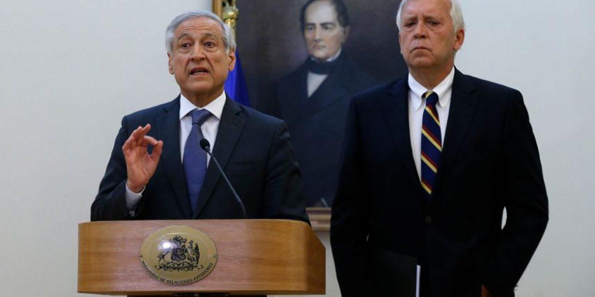 Chile envía nota diplomática a Bolivia por aumento de robos en la frontera