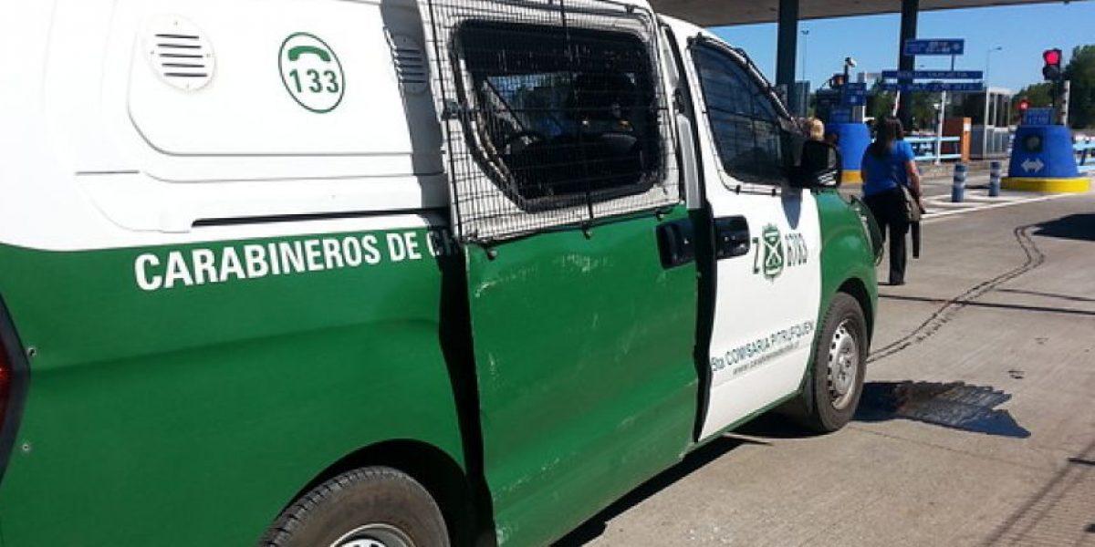 A punta de electroshock roban 15 millones de pesos en Curicó