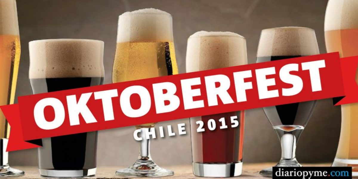 Infografía: Oktoberfest Chile 2015