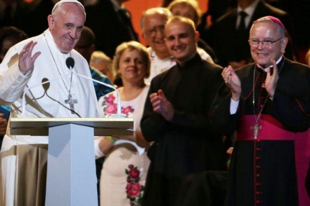 Se comprometió a realizar una profunda vigilancia por parte de la iglesia hacia todos aquellos criminales. Foto:Getty Images. Imagen Por: