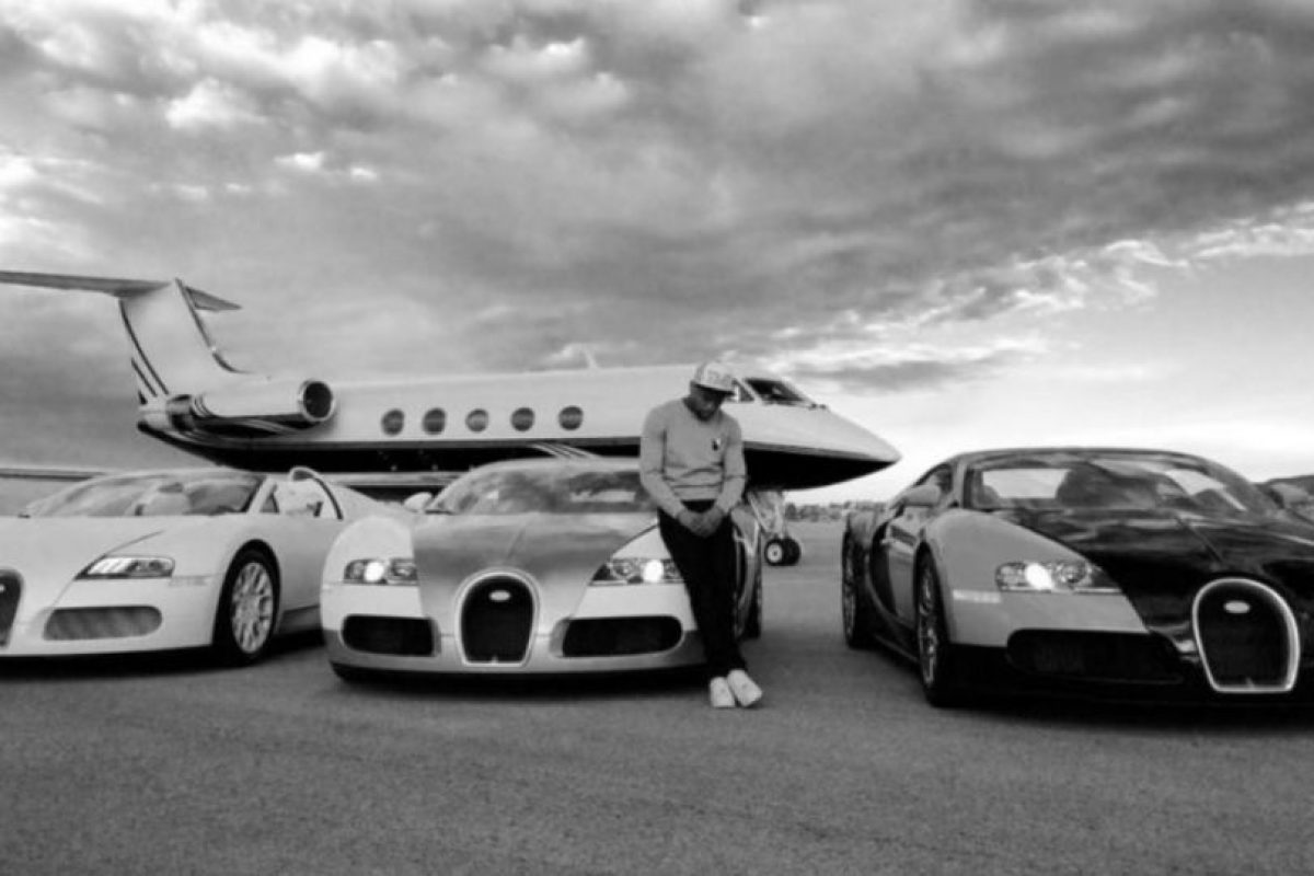"""En sus redes sociales, """"Money"""" comparte sus momentos de diversión con sus millones de seguidores. Foto:instagram.com/FloydMayweather. Imagen Por:"""