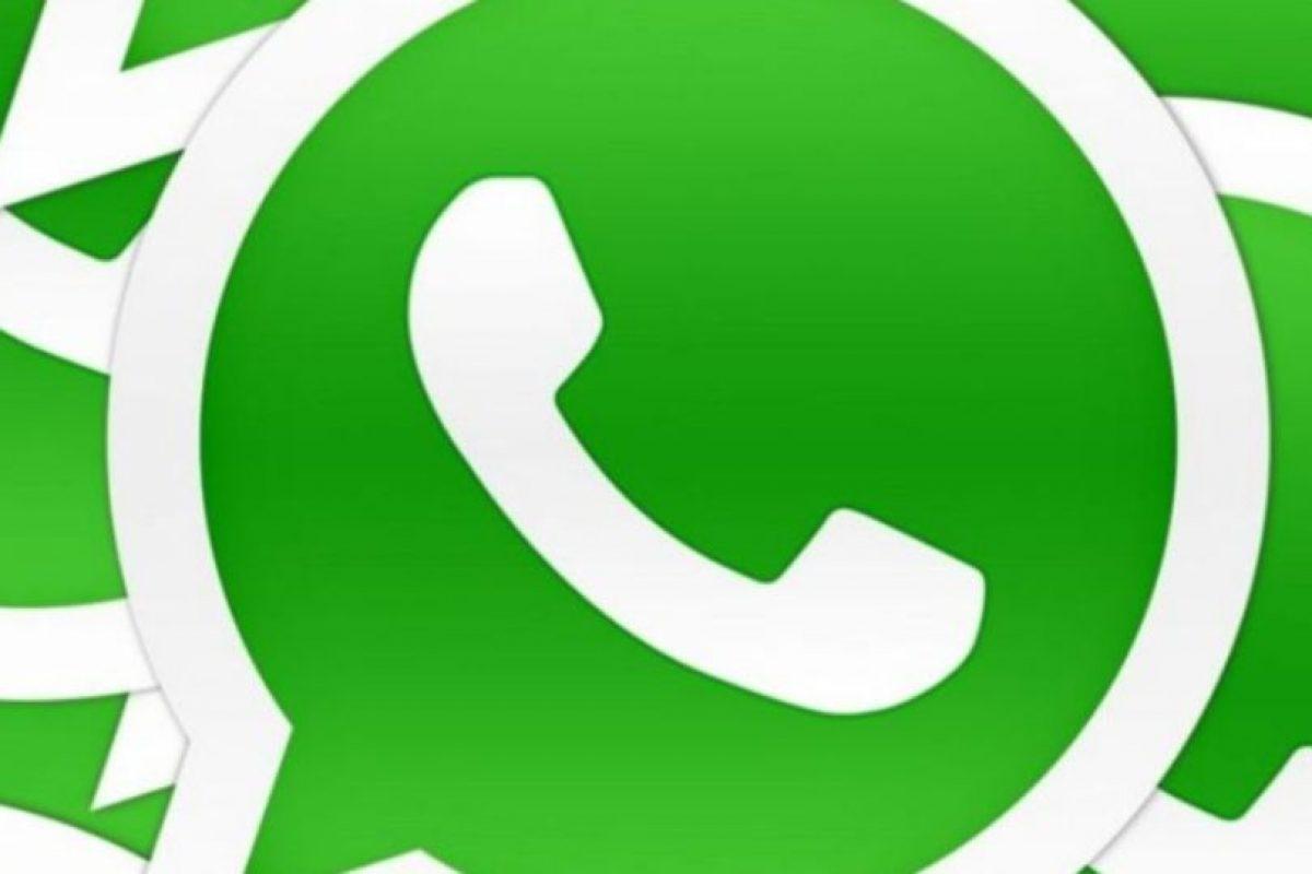 5- Desde enero pasado, 30 mil millones de mensajes se envían o reciben diariamente en WhatsApp. Foto:Pinterest. Imagen Por: