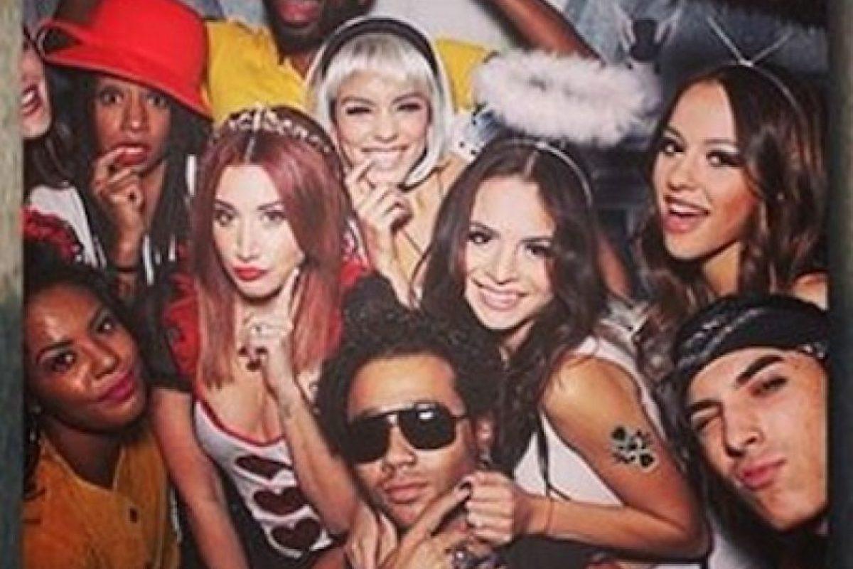 Ashley Tisdale, Vanessa Hudgens, Monique Coleman y Corbin Bleu Foto:Instagram/corbinbleu. Imagen Por:
