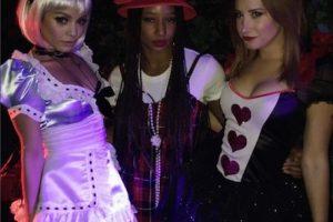 Vanessa Hudgens, Monique Coleman y Ashley Tisdale Foto:Instagram/_moniquecoleman. Imagen Por: