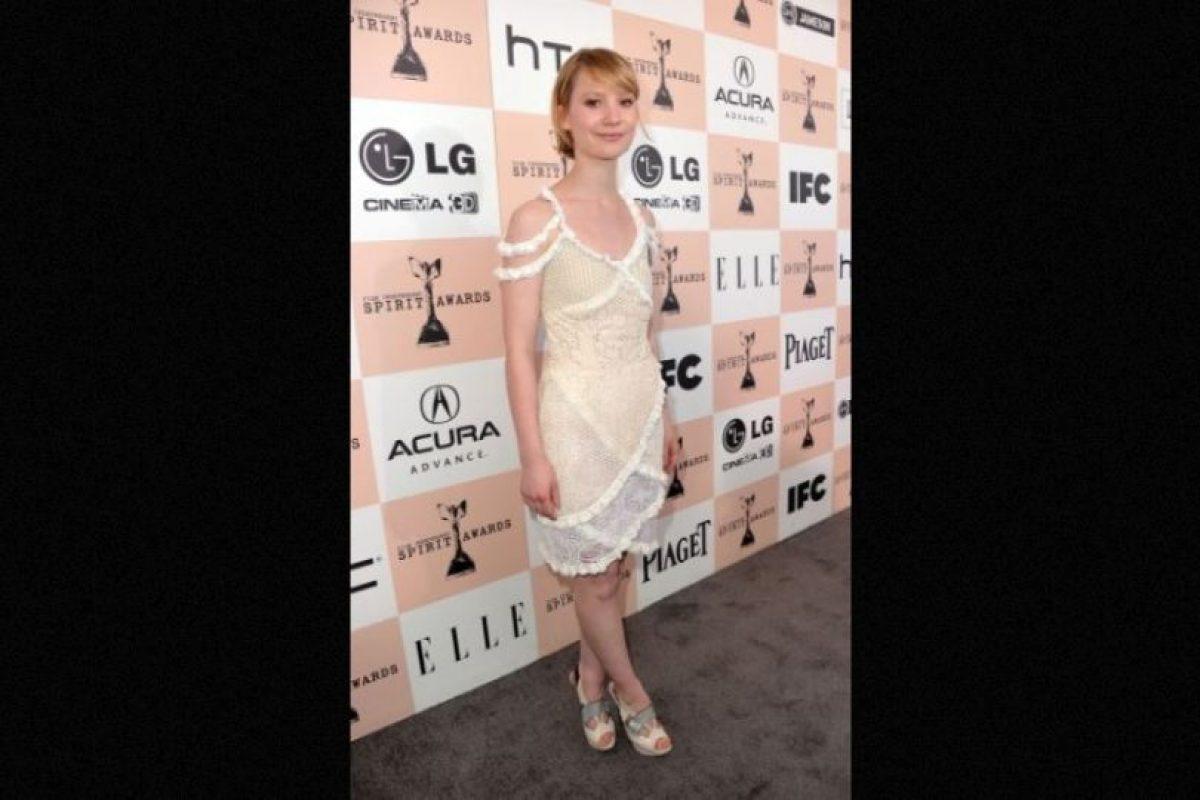 Febrero 2011 Foto:Getty Images. Imagen Por: