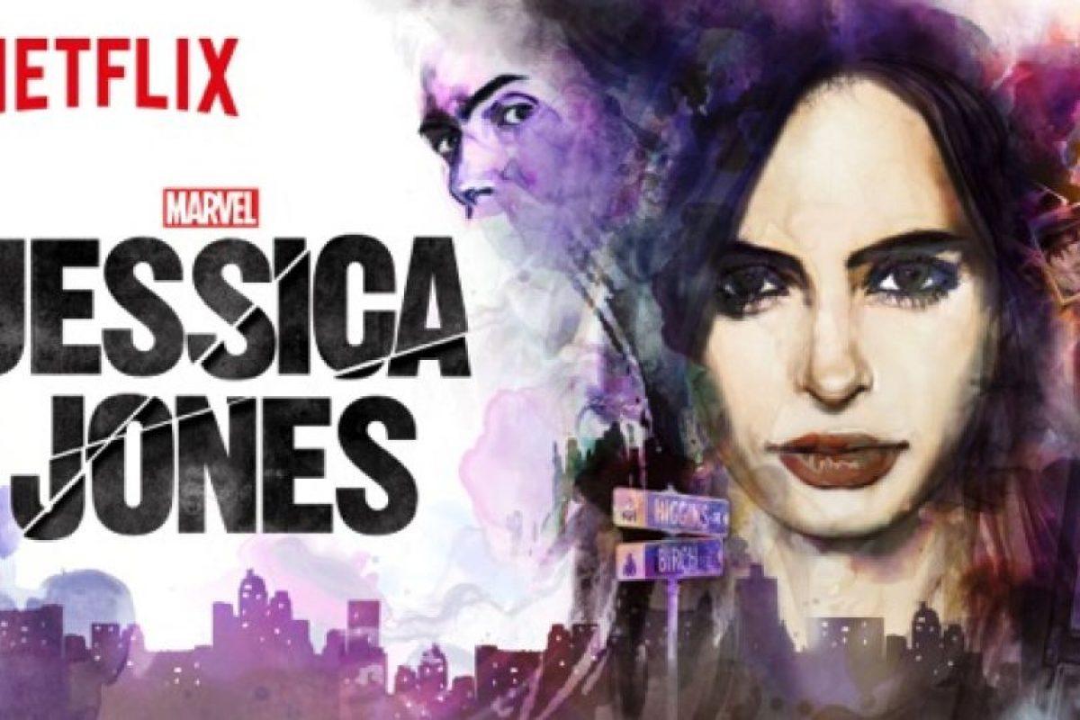 """Marvel's Jessica Jones"" – Temporada 1 disponible a partir del 20 de noviembre. Foto:vía Netflix. Imagen Por:"