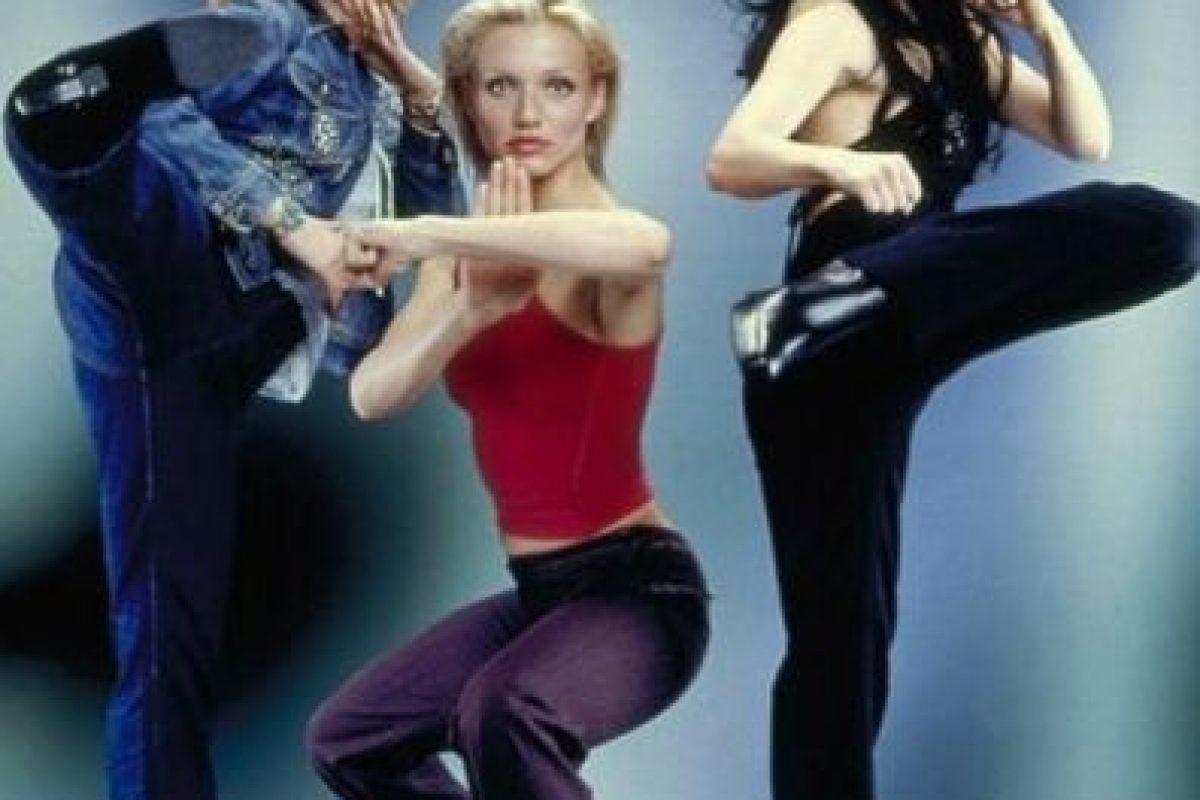 """En el año 2000, se convirtió en uno de los """"Ángeles de """"Charlie"""" Foto:IMDB. Imagen Por:"""