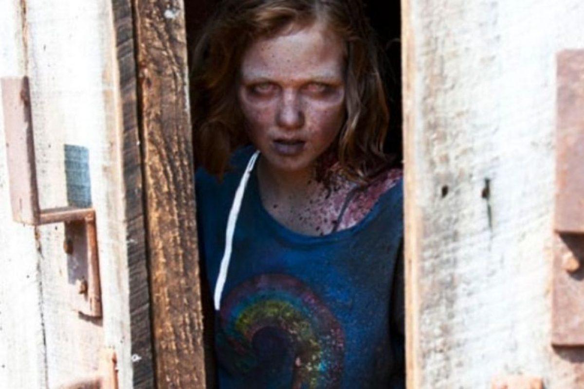 """La búsqueda de """"Sophia"""" se convirtió en el hilo conductor de la segunda temporada de la serie. Foto:AMC. Imagen Por:"""