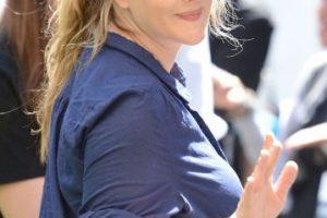 Y dos años después, se convirtió en madre de Frankie Barrymore Kopelman. Foto:Getty Images. Imagen Por: