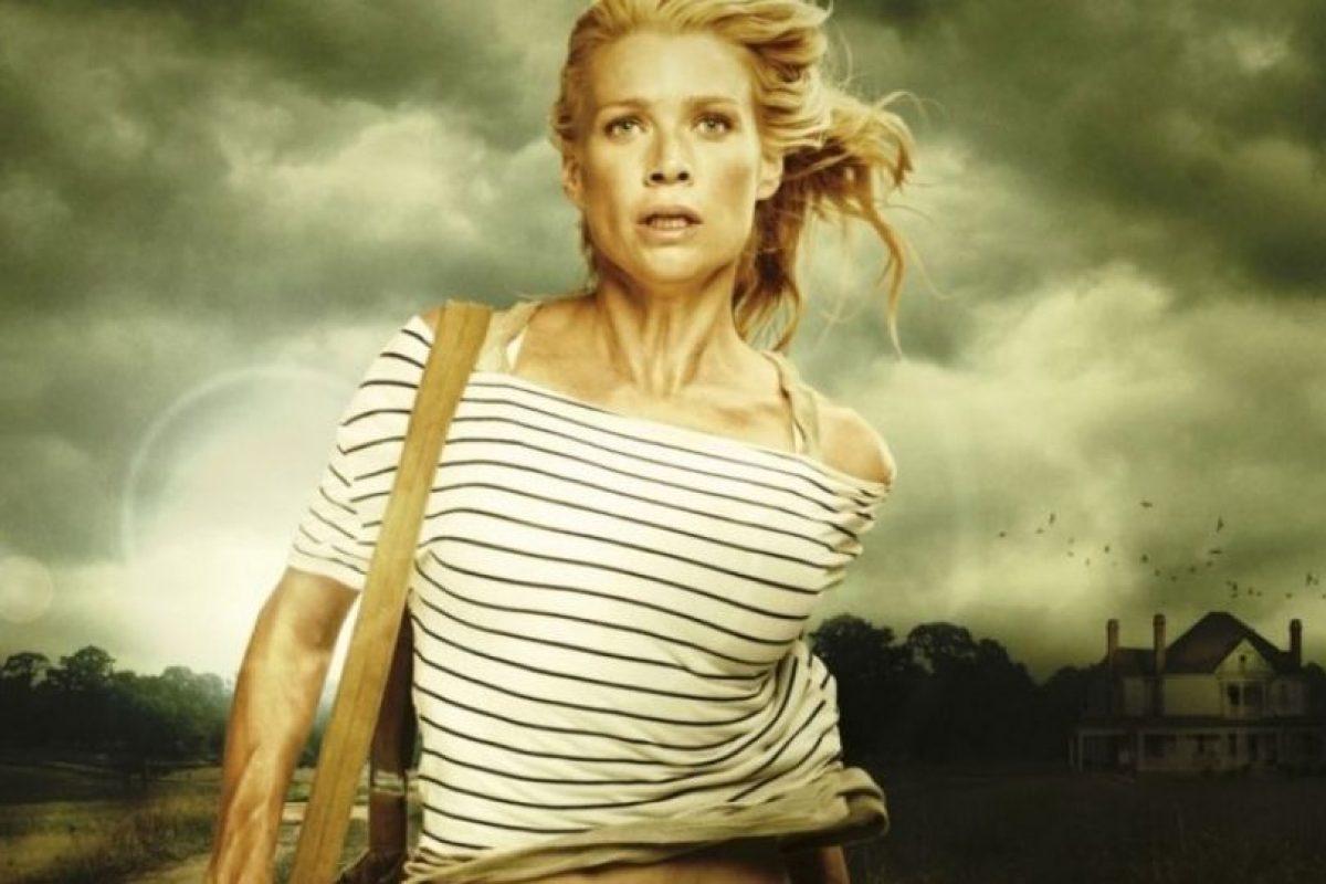 """Lo peor, fue ver a """"Michonne"""" destrozada por la muerte de su amiga. Foto:AMC. Imagen Por:"""