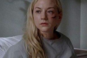 """El octavo episodio de la quinta entrega concluyó con la muerte de """"Beth"""", uno de los personajes más queridos por los fans. Foto:AMC. Imagen Por:"""