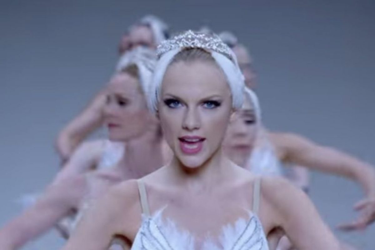 """Haters Gone Hate"", canción de Graham dice: Foto: YouTube/taylorswiftVEVO. Imagen Por:"