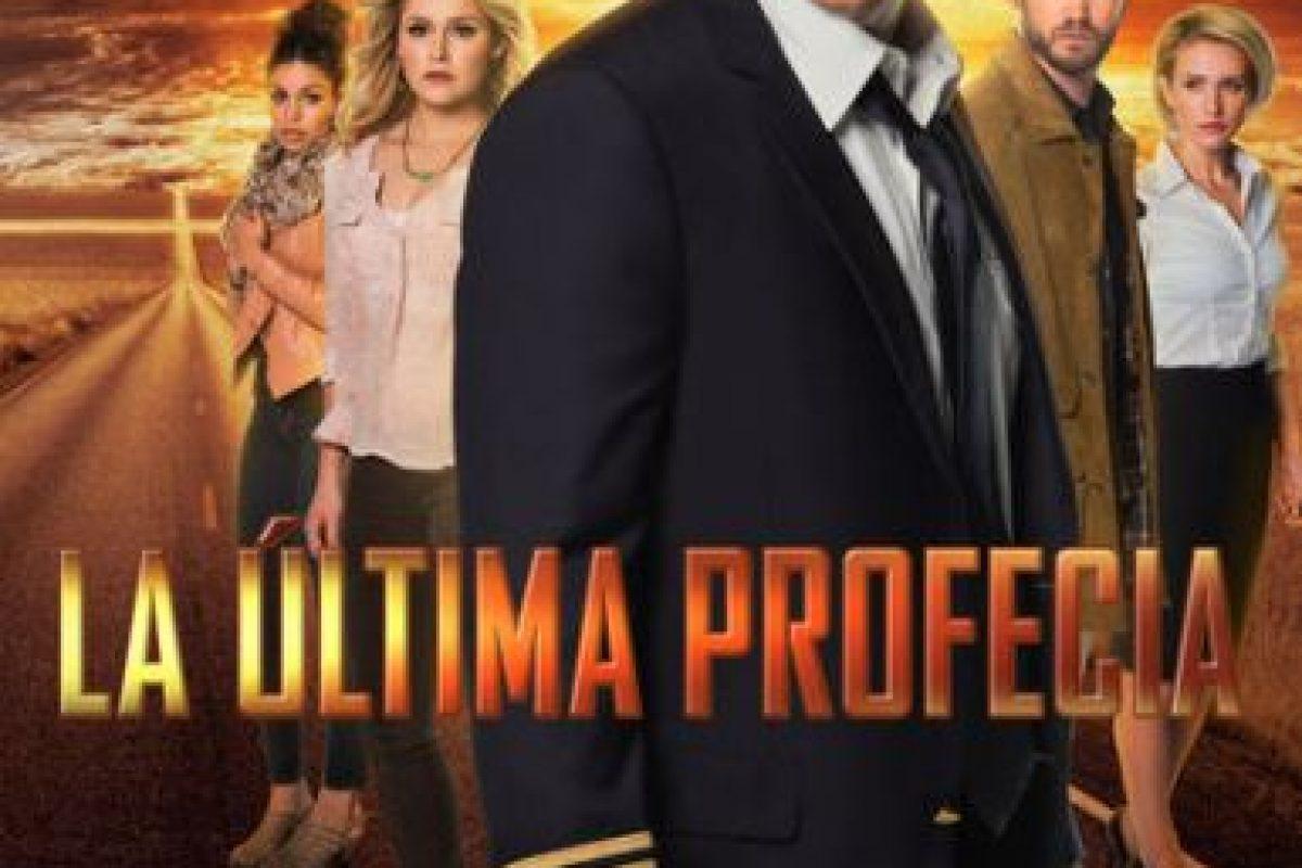 """""""La última profecía"""" – Disponible a partir del 15 de noviembre. Foto:vía Netflix. Imagen Por:"""