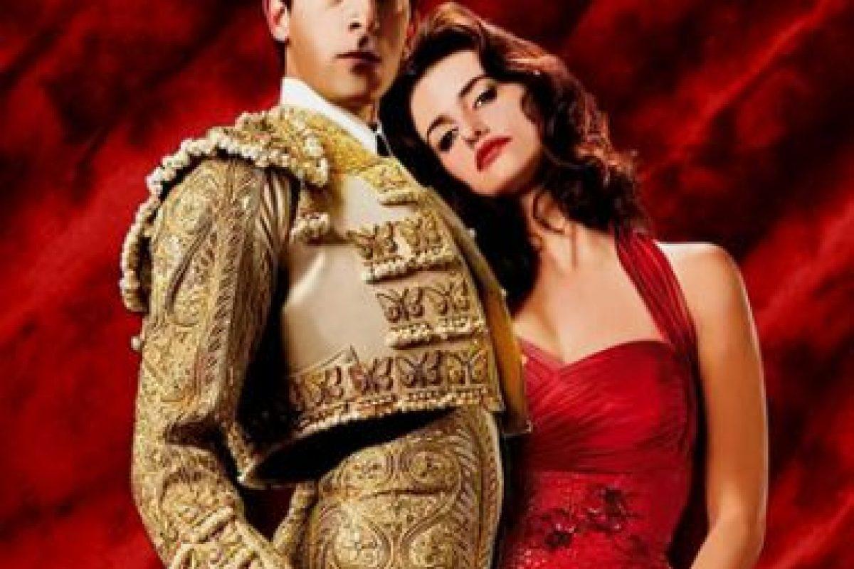 """""""A matador's mistress"""" – Ya disponible. Foto:vía Netflix. Imagen Por:"""