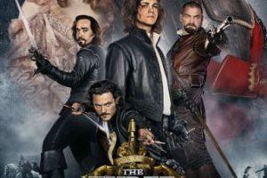 """""""Los tres mosqueteros"""" – Disponible a partir del 6 de noviembre. Foto:vía Netflix. Imagen Por:"""
