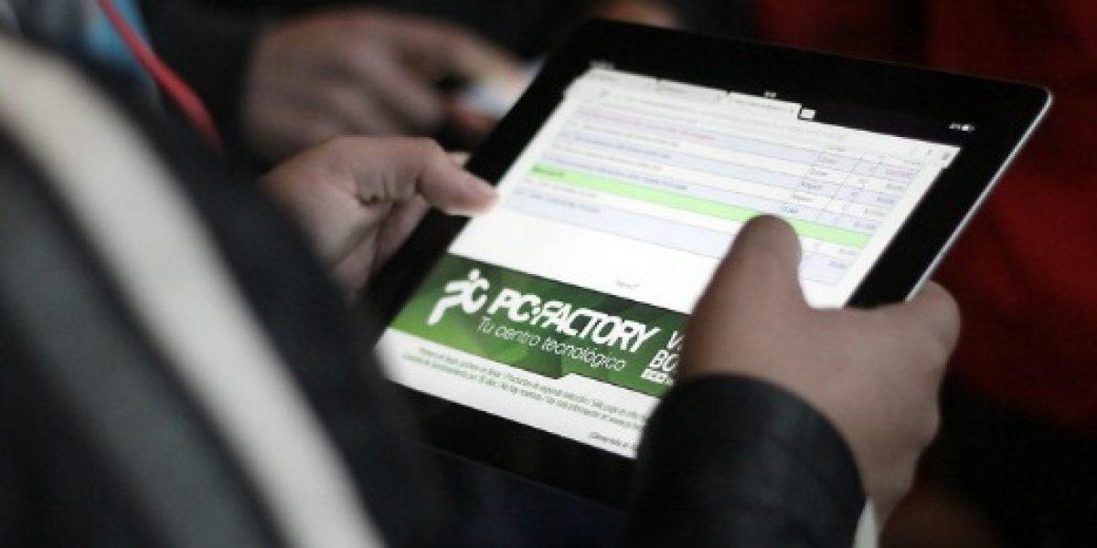 Tienda de electrónica realiza venta de bodega con descuentos de hasta un 80%