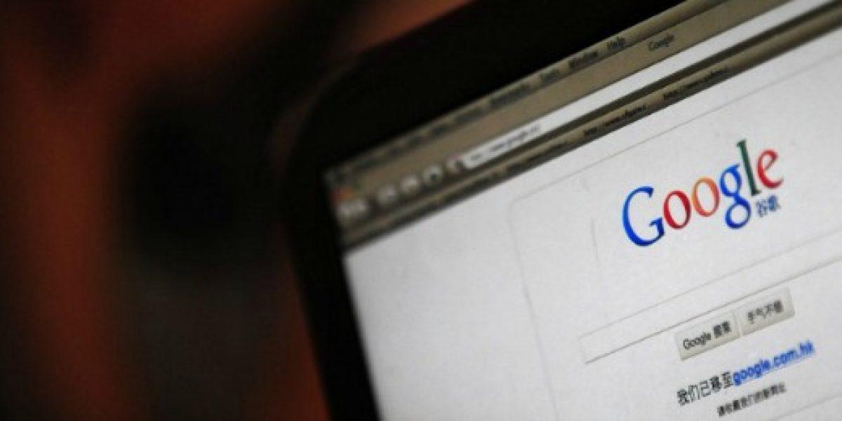 Google quiere aumentar su presencia en China, país donde está bloqueado