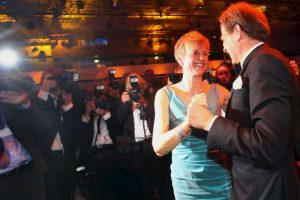 La alemana tiene una fortuna avaluada en 16.8 mil millones de dólares. Foto:Getty Images. Imagen Por:
