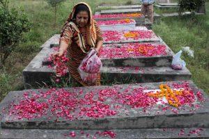 Día de Todas las Almas en Pakistán Foto:AP. Imagen Por: