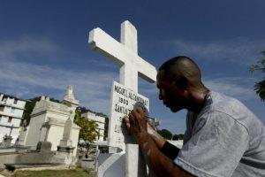 Día de los Muertos en Perú Foto:AP. Imagen Por: